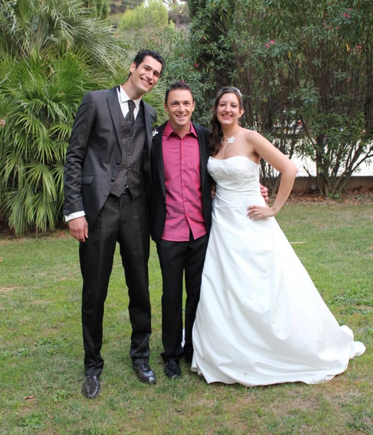 yg evenements dj var anime le mariage de cecilia olivier le 17 septembre 2011 a la bastide de valroy bandol - Bastide Mariage Var