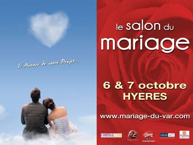 Salon du mariage de hyeres for Salon du mariage cherbourg